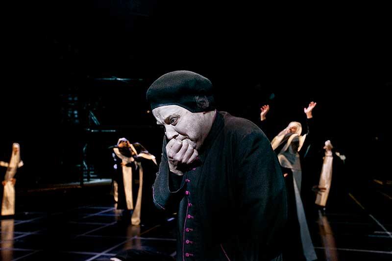 The Devils of Loudun, Father Mignon